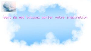 logo vent du web