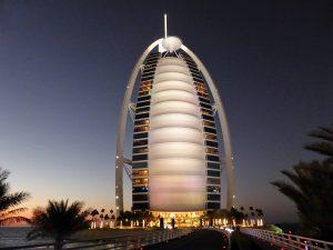 Voyage d'urgence à Dubaï
