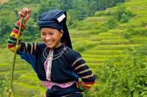 Voir les ethnies au Nord du Vietnam